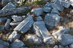 View of Termessos, Antalya. Stock Images