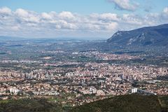 View of terni Royalty Free Stock Image