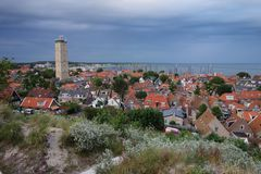View on Terschelling, Netherlands Stock Image