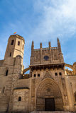 View of Teruel Cathedral Royalty Free Stock Images