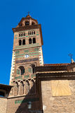 View of Teruel Cathedral Royalty Free Stock Image