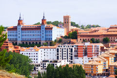 View of Teruel.  Spain Royalty Free Stock Images