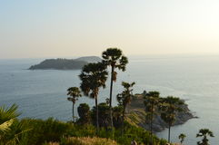 View in Thailand/Phuket Royalty Free Stock Photography