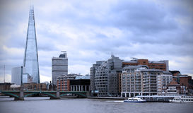 View of Thames Royalty Free Stock Image