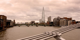 View of Thames Royalty Free Stock Photography