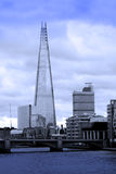 View of Thames and Shard Royalty Free Stock Image