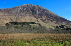 Glencoe in spring, Scotland, UK Stock Photos
