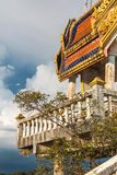 View from Tiger Temple - South Thailand, Krabi Stock Images