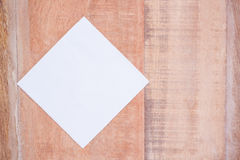 View of tissue on desk Royalty Free Stock Photos