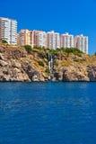 View to Antalya Turkey Stock Photos