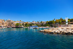 View to Antalya Turkey Stock Image