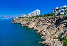 View to Antalya (Turkey) Stock Photos