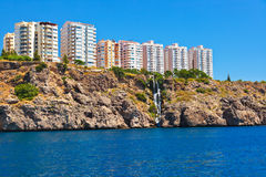 View to Antalya Turkey Stock Images