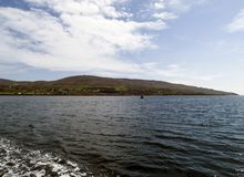View to Beara Island in County Cork Royalty Free Stock Photo