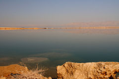 View to Dead sea Stock Photos