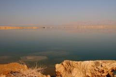 View to Dead sea. Judean Desert and Dead Sea Stock Photos