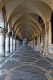 View to Doge's Palace. Royalty Free Stock Photo