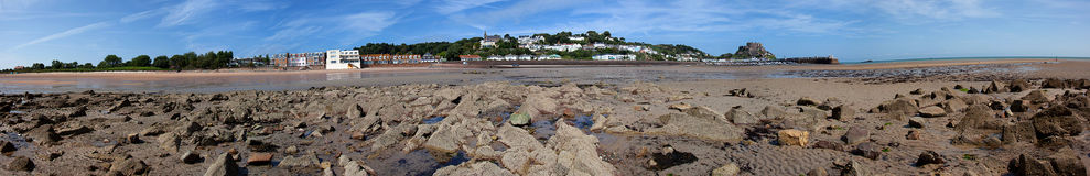 View to Gorey Royalty Free Stock Photography