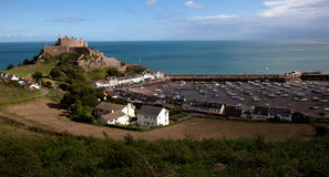 View to Gorey Stock Photos