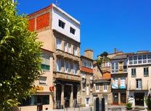 Free View To Historic Part Of Monforte De Lemos Stock Photos - 58051413