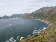 View to Hout Bay Stock Images