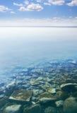 View to Lake Balaton, Hungary Stock Photo