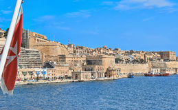 View To Malta Royalty Free Stock Image