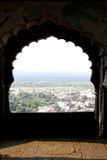 A View to Modern World Royalty Free Stock Images