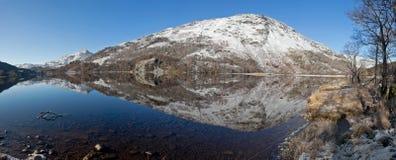 View to Mount Snowdon royalty free stock image