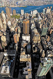 View to New York Royalty Free Stock Photography