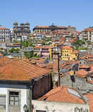 View to the old City of Porto, Portugal Royalty Free Stock Photo