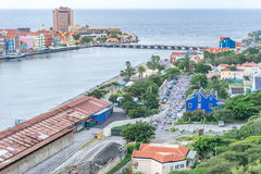 View to Otrobanda Royalty Free Stock Photography