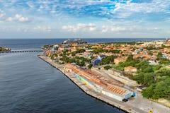 View to Otrobanda Stock Photography