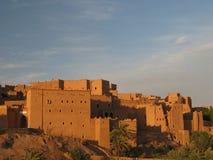 View to Ouarzazate old city aka kasbah Royalty Free Stock Photo
