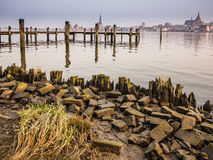 View to Rostock Royalty Free Stock Photos