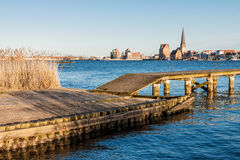 View to Rostock Stock Photos