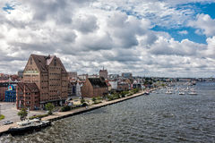 View to Rostock Royalty Free Stock Image