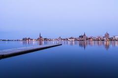View to Rostock Royalty Free Stock Photos