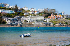 View to Salcombe Stock Photography