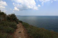 View to sea Stock Photo