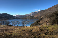 View to Snowdon Stock Photo