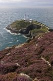 View to South Stack Royalty Free Stock Images