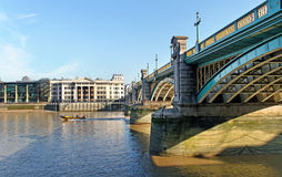 Southwark bridge. Stock Photos