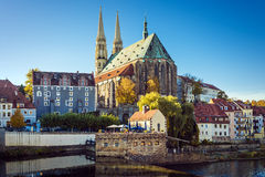 St. Peter's Church Gorlitz Royalty Free Stock Image