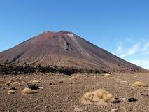 Stratovolcano Ngauruhoe Royalty Free Stock Images