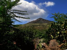 View to Stromboli Royalty Free Stock Image