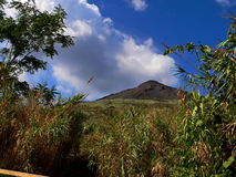 View to Stromboli Royalty Free Stock Images