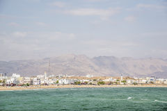 View to Sur in Oman Stock Images