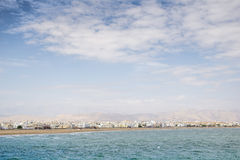 View to Sur in Oman Royalty Free Stock Photography