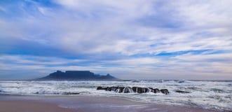View to Table Mountain Royalty Free Stock Photo